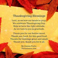 Image result for Thanksgiving poem