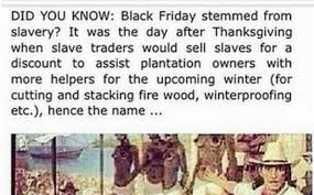 Image result for when did black friday originate