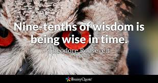 Image result for wisdom's timing